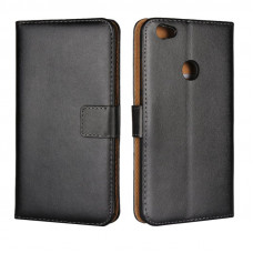 Чехол кожаный для Xiaomi Redmi Note 5A