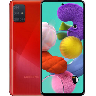Samsung Galaxy A51 6/128 red