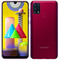 Samsung Galaxy M31 6/128 red