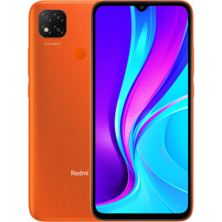 Xiaomi Redmi 9c 3/64 orange