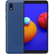 Samsung Galaxy A01 core blue