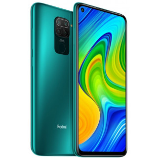 Xiaomi Redmi Note 9 3/64 green