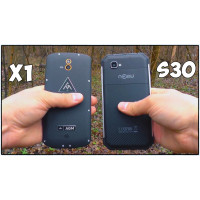 Сравнение AGM X1 и Nomu S30