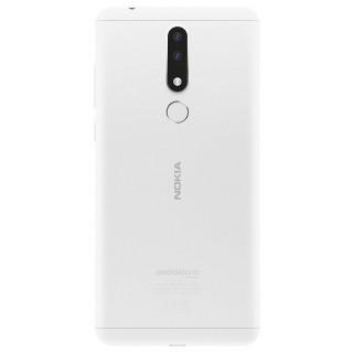 Nokia 3.1 plus white