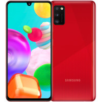 Samsung Galaxy A41 4/64 red