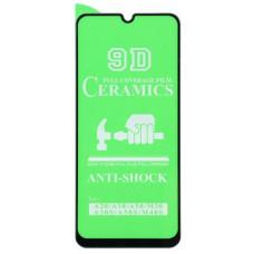 Стекло гибридное 9D Ceramic для Samsung A20/30/30s/31/50/51, M21/M31