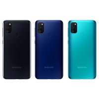 Самсунг выпустил смартфон с батареей 6000 мАч