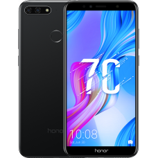Huawei Honor 7c 3/32 black